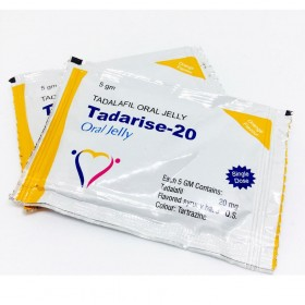 Tadarise- 20 Oral Jelly